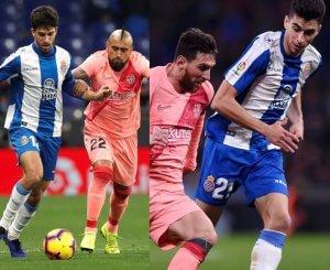 Al Español no le queda otra que pelear cada balón