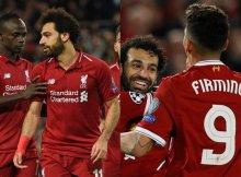 El tridente del Liverpool sigue en racha