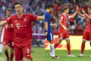 El Bayern, muy superior a priori al Chelsea