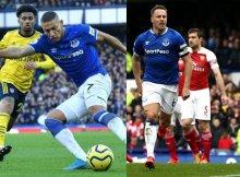 El Everton está realizando una buena temporada