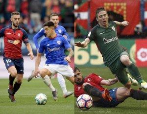 El Osasuna, un rival difícil de batir
