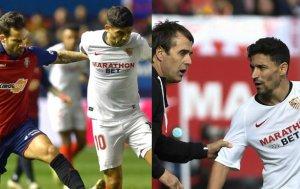 El Sevilla no puede permitirse un tropiezo en casa