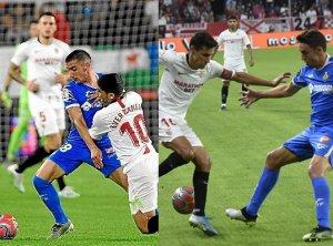 El Sevilla deberá luchar por cada balón