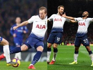 El Tottenham depende de la efectividad de sus estrellas
