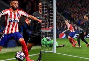 El Atlético buscará un gol en Anfield