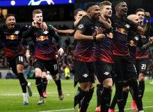 El Leipzig busca algo grande en la Champions