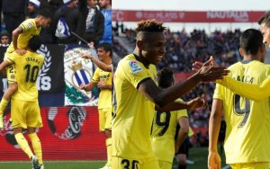 El Villarreal con los deberes hechos