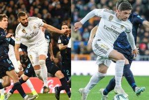 El Real Madrid se juega la liga en Anoeta