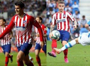 El Atlético defiende su tercera plaza
