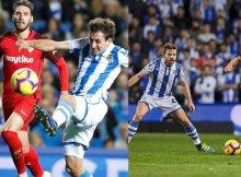 La Real defiende su puesto de Europa League