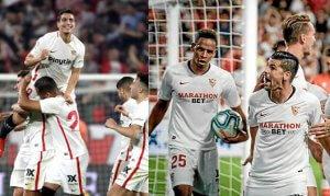 El Sevilla no se juega demasiado en el partido