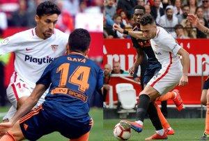 El Sevilla busca el tercer puesto de la liga