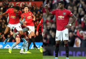 El United lucha por entrar en puestos de Champions