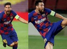 Messi puede ser la llave de las semis para el Barsa