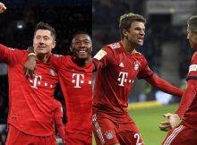 El Bayern no debe tener problemas para pasar a cuartos