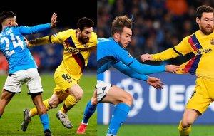 El mayor peligro para el Nápoles, Leo Messi