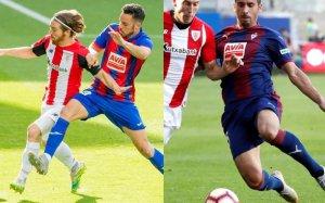 El Eibar intentará ahogar el juego bilbaíno