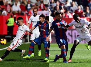 El Levante busca dar la sorpresa en Sevilla