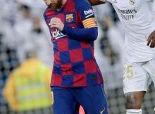 Barcelona Real-Madrid Liga Santander 2019-20