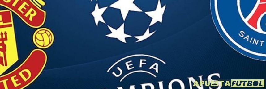 PSG Manchester United Champions League Fase de Grupos