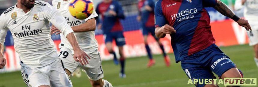 Real Madrid SD Huesca Liga Santander
