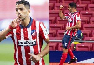 El Atlético necesita los goles de Suárez