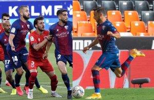 El Huesca busca la primera victoria del año