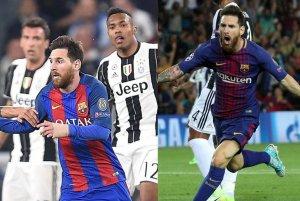 El peligro para la Juve se llama Leo Messi