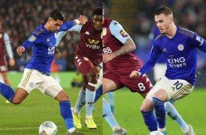 El Leicester mantiene la forma de la pasada campaña