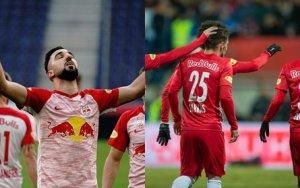 El Salzburgo busca la sorpresa en Madrid