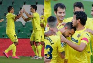 El Villarreal se encuentra en un gran momento de forma