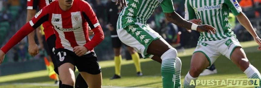 Athletic vs Betis en Liga Santander