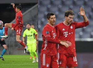 El Bayern a por la quinta victoria