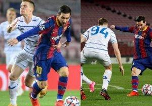 El Dínamo de Kiev debe frenar a Messi y tendrán mucho ganado