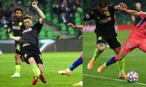 El Krasnodar a dar la sorpresa