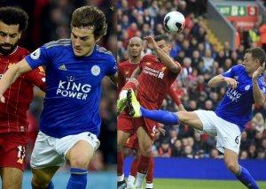 El Leicester quiere seguir de líder y derrotar al campeón