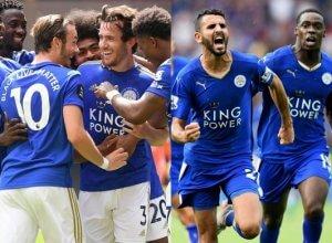 El Leicester busca el liderato