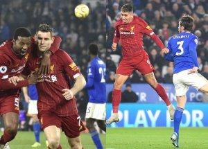 El Liverpool a recuperar el liderato ante el Leicester