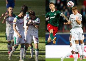 El Lokomotiv intentará derrotar al Atlético y dar la sorpresa