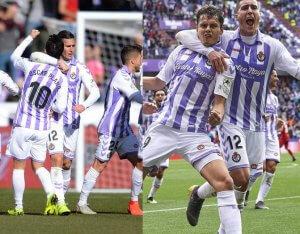 El Valladolid aún no conoce la victoria