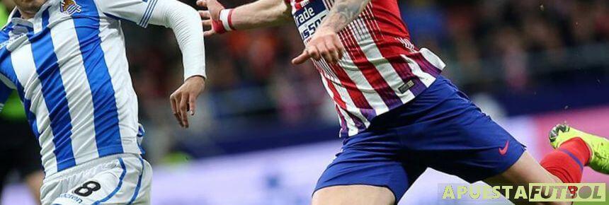 Atletico de Madrid vs Real Sociedad Temporada 2019-2020