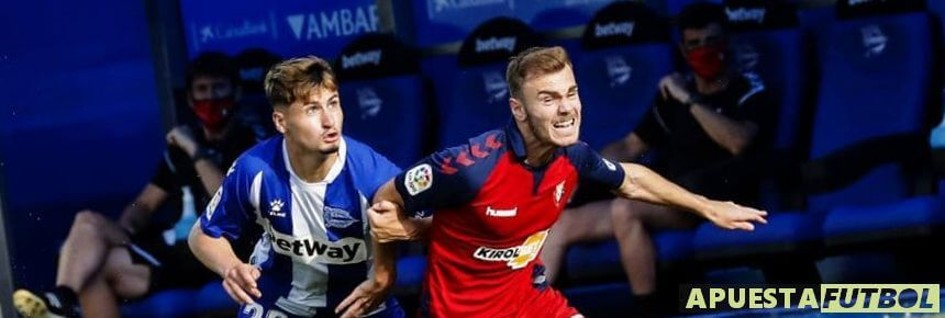 Osasuna vs Alaves Liga Santander