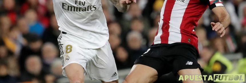 Real Madrid vs Athletic Club en Liga Santander