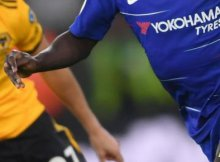 Partido entre Wolves y Chelsea en la Premier League