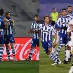 El Alavés pletórico tras vencer al Real Madrid