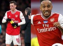 Las estrellas del Arsenal no están dando la talla