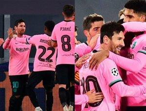 El Barsa quiere la sexta victoria en Champions