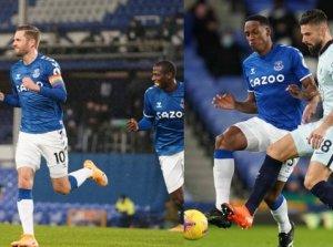 El Everton pletórico tras vencer al Chelsea