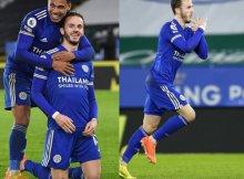 El Leicester busca el liderato ante el Everton