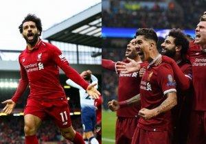 El Liverpool, líder y claro favorito a la victoria